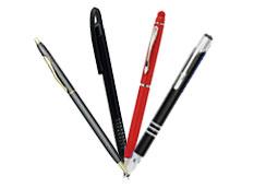Metal Tükenmez Kalemler